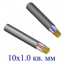 Кабель КВВГ 10х1,0 кв.мм