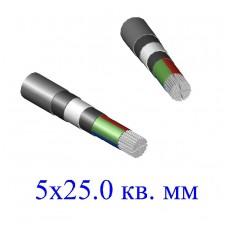 Кабель АВБбШв 5х25 кв.мм (ож)- 0.66
