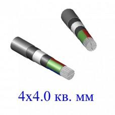 Кабель АВБбШв 4х4,0 кв.мм (ож)-0,66