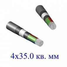 Кабель АВБбШв 4х35,0 кв.мм (ож)-0,66