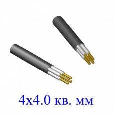 Кабель КГВВ 4х4,0 кв.мм