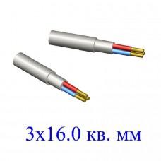 Кабель NYM 3х16,0 кв.мм