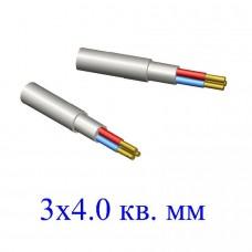 Кабель NYM 3х4,0 кв.мм