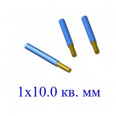 Кабель ВВГ 1х10,0 кв.мм (ож)-0,66