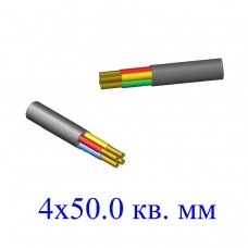 Кабель ВВГнг 4х50,0 кв.мм-1