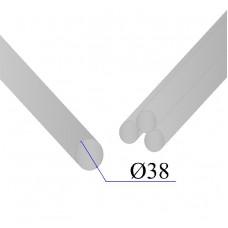 Круг нержавеющий калиброванный AISI 304 D=38