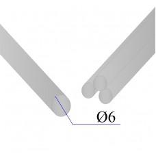Круг нержавеющий калиброванный AISI 304 D=6