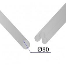 Круг нержавеющий калиброванный AISI 304 D=80