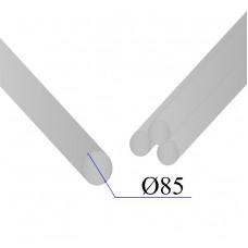 Круг нержавеющий калиброванный AISI 304 D=85