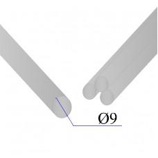 Круг нержавеющий калиброванный AISI 304 D=9