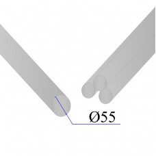 Круг нержавеющий калиброванный AISI 420B D=55