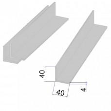 Уголок AISI 304 г/к 40х40х4