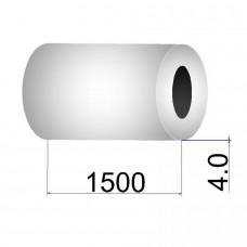Лист стальной нержавеющий AISI 304 х/к в рулоне 4х1500