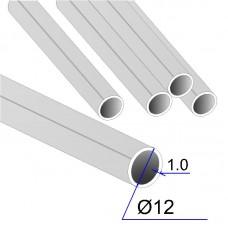 Труба круглая AISI 304 DIN 17457 12х1.5