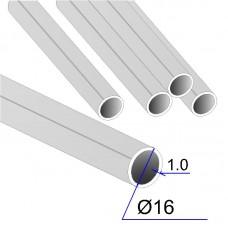 Труба круглая AISI 304 DIN 17457 16х1 (Италия)