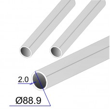 Труба круглая AISI 316L DIN 17457 88.9х2 (Италия)