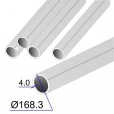 Труба круглая AISI 321 EN 10217-7 168.3х4 (Италия)