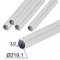 Труба круглая AISI 321 EN 10217-7 219.1х3 (Италия)