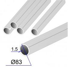 Труба круглая AISI 439 DIN 2394 83х1.5х6000