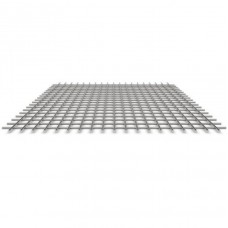 Сетка сварная оцинкованная 100х100х4 мм