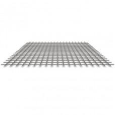 Сетка сварная оцинкованная 50х50х4 мм - 2х3 м