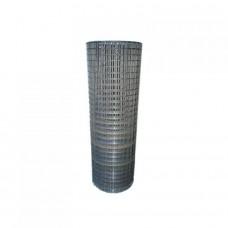 Сетка оцинкованная в рулонах 50х50х1,8 - 1,5х30 м