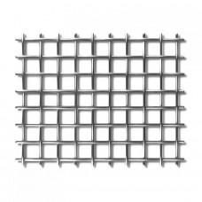 Сетка тканая неоцинкованная 4х4х1 мм