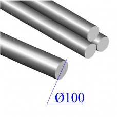 Круг диаметр 100 мм сталь 25ХГТ