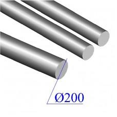Круг 200 мм сталь 20