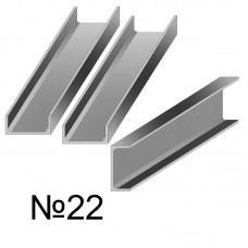 Швеллер 22 - стальной горячекатаный
