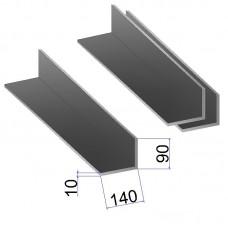 Уголок стальной 140х90х10
