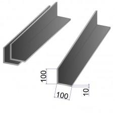 Уголок стальной 100х100х10