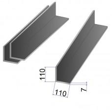 Уголок стальной 110х110х7