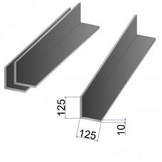 Уголок стальной 125х125х10