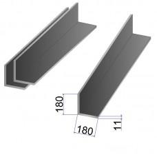 Уголок стальной 180х180х11