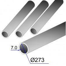 Труба бесшовная 273х7 сталь 20