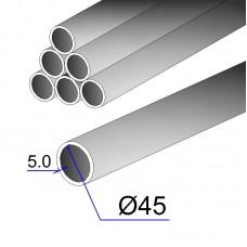 Труба бесшовная 45х5 сталь 20