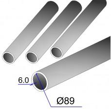 Труба бесшовная 89х6 сталь 20