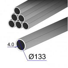 Труба электросварная 133х4,0