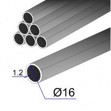 Труба электросварная 16х1,2